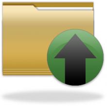 Business Card ( Upload Design )